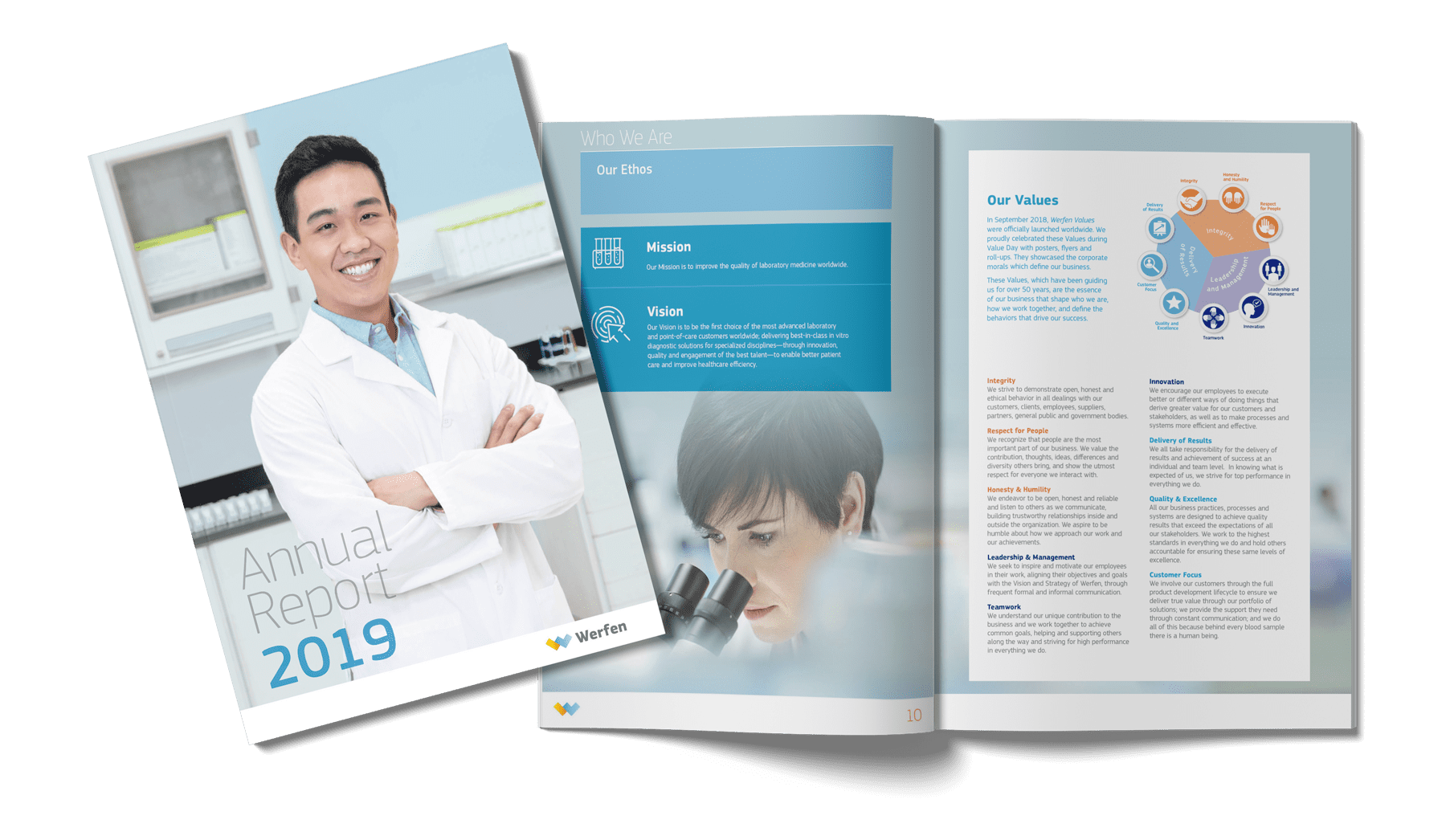 Werfen Annual Report 2019
